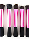 1pcs Foundation Brush Nylon Hair Rose Blusher/Foundation/Powder Brush Random Type(17x3x2cm) Cosmetic BrushesMakeup Brushes