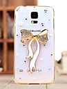 Diamond Ribbon Back Cover Case for SAMSUNG Galaxy S5 I9600(Assorted Colors)