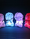 Girl Rotocast Color-changing Night Light