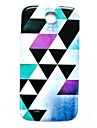Geometry Pattern Thin Hard Case Cover for Samsung Galaxy S4 Mini I9190
