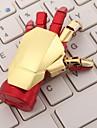 ZP 32GB Machanical Hand Pattern Metal Style USB Flash Drive