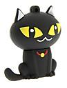 zp55 bande dessinee de chat noir 32gb usb 2.0 flash