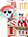Череп пирата корсар партия алюминиевую мембрану рождения день всех святых шар набор всех святых