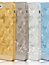 df solide couleur altrathin caisse de diamant de couverture pour iPhone 4 / 4S (couleurs assorties)