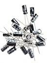 50V 0.22uf электролитические конденсаторы (50шт)