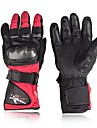 Full Finger Leather Leather Nylon Motorcycles Gloves