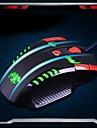 rajfoo обычай шедевр интерфейс 3000dpi USB и более высокого класса кнопку профессиональный игровой мыши властная