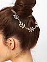 мода позолоченные волосы ювелирные изделия расчески кусок для женщин (1 шт)