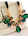 Statement Necklaces Alloy / Gem Wedding / Party / Daily / Casual / Sports Jewelry