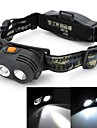 Headlamps LED 2 Mode 200-230 Lumens Waterproof / Rechargeable / Impact Resistant Cree XR-E Q5 18650Camping/Hiking/Caving /