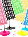 """coosbo® colorido silicone pele tampa do teclado para 11 """"/ 13"""" / 15 """"/ 17"""" ar macbook pro / retina (cores sortidas)"""