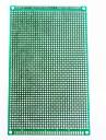 9 х 15 см двухсторонняя стекловолокна прототипов печатных плат универсальный макет (2 шт)