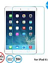 TOPCEL  0.33mm Tempered Glass Screen Protector with Microfiber Cloth for iPad 6 (Air 2)