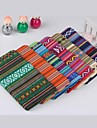 Bohemia Style Cloth Hard Case for iPhone 6 Plus (Assorted Colors)