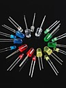 100PCS Light Emitting Diode LED3mm 5mm Red Green Yellow blue white