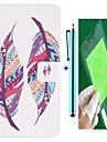 제품 화웨이 케이스 P8 Lite 케이스 커버 지갑 카드 홀더 스탠드 풀 바디 케이스 깃털 하드 인조 가죽 용 Huawei Huawei P8 Lite Huawei Mate 7