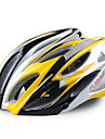 FJQXZ Women\'s / Men\'s / Unisex Mountain / Road Bike helmet 23 Vents Cycling Cycling PC / EPS Yellow / Others