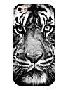 Retour motif tigre cas pour iPhone 4 / 4S
