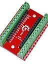 Кейс нано IO платы расширения щит для Arduino