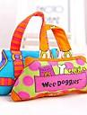 Игрушка для собак Игрушки для животных Жевательные игрушки Мультфильмы Текстиль