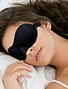 3D Svart eyeshade Sleep Patch