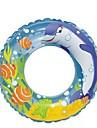 yitour ® epaissir anneau de natation pour les enfants w58245 (couleur aleatoire)