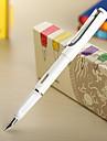 0,38 milimetros de moda branco fonte negocio caneta
