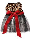 Cat / Dog Dress Dog Clothes Spring/Fall Animal Wedding