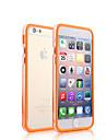 iPhone 4/4S/iPhone 4 - Seitenschutz - Mehrfarbig ( Rot/Schwarz/Weiss/Gruen/Blau/Rosa/Gelb/Lila/Rose/Orange , Polycarbonat )