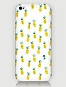 Pineapple Pattern Back Case for iPhone5/5s