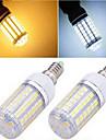 15W E14 LED 콘 조명 T 69LED SMD 5050 1200 lm 따뜻한 화이트 / 차가운 화이트 AC 220-240 V 1개
