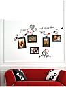 사진 프레임 PVC 벽 스티커