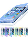 iphone 4 / 4s / iphone 4 color solido casos de cuerpo completo compatibles