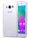 Ultra-thin Transparent Protective TPU Soft Case for Samsung Galaxy A5