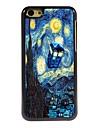 The Starry Night Design Aluminum Hard Case for iPhone 5C