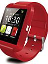 DGZ Предметы одежды - Смарт Часы - Bluetooth 3.0 - Хендс-фри звонки / Медиа контроль / Контроль сообщений / Контроль камеры - дляДатчик