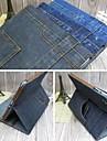 saco de denim com luva protetora suporte para o ar ipad