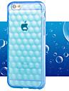 Para Capinha iPhone 6 / Capinha iPhone 6 Plus Antichoque / Transparente Capinha Capa Traseira Capinha Cor Única Macia TPUiPhone 6s Plus/6