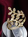 Массивные кольца Позолота Мода Бижутерия Для вечеринок Повседневные 1шт