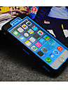 Tire Pattern Rubber Case Protective With Stand Cover for iPhone 6 Plus