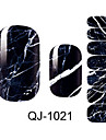 Fashion Crack Nail Sticker