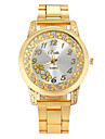 Women Watches Gold Watch Women Fashion Alloy Crystal Butterfly Quartz Watch Cool Watches Unique Watches