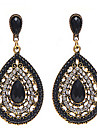 Earring Drop Earrings Jewelry Women Wedding / Party / Daily / Casual Alloy 2pcs Gold
