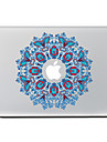 Circular Flower 11 Decorative Skin Sticker for MacBook Air/Pro/Pro with Retina Display