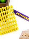 molde da letra do alfabeto numero biscuit cortador de biscoitos imprensa selo bolo de relevo (26 letras + numeros)
