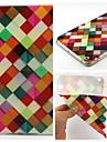 Colorful Box Pattern Soft TUP Case for iPad mini 3, iPad mini 2, iPad mini