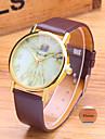 Regalos personalizados - Reloj - para Mujeres - Analogico - Cuero - Banda
