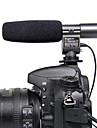Kingma Stereo-Mikrofon Mikrofon fuer Canon T3i t2i 7d 5d 60d Nikon D3s d7000 dslr dv K7 K5