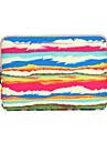 """Rainbow Stripe Prints Laptop Cover Sleeves Shakeproof Case for Macbook Pro/Pro Retina 13"""" 15"""" ThinkPad DELL Samsung HP"""