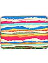 """mangas de la cubierta del arco iris impresiones de banda portatiles caso resistente a las sacudidas de MacBook Pro / Pro retina 13 """"15"""""""